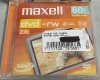 Maxell DVD-RW Kaamerale 60Min double-sided 28GB Scratch-Proof