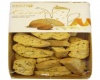 Goodies with almonds, white choco and orange peel RIDUTO 150g.